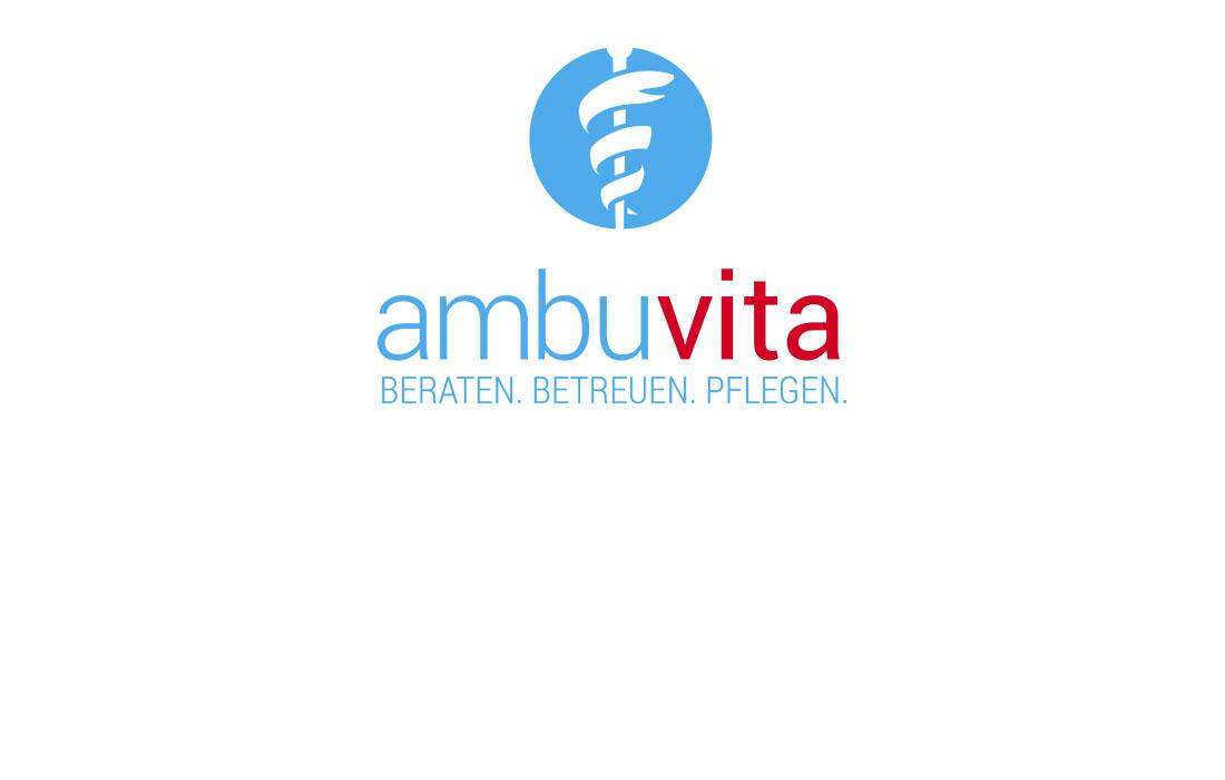 ambuvita | Logo