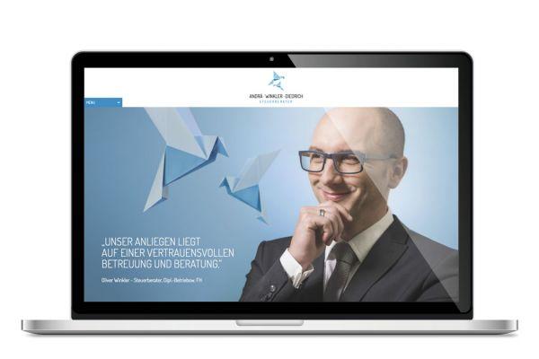 Andrä · Winkler · Dietrich | Webseite