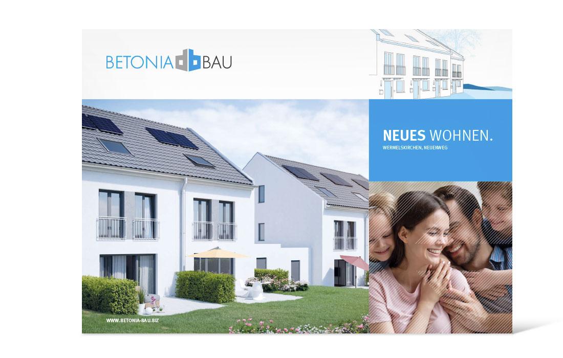 Betonia Bau | Exposè Titel