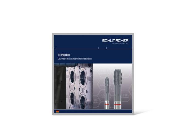 Schumacher Precision Tools | Prospekt Titel