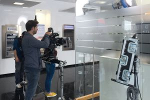 "Volksbank | Imagefilm ""Making of"""