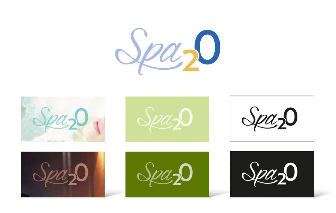 Spa2O | Logo