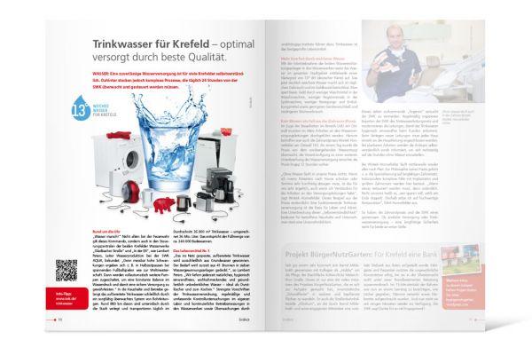 SWK | Artikel in Kundenmagazin
