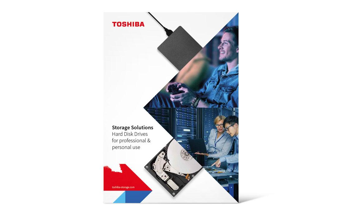Toshiba |Katalog 2020 – Titel