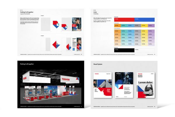 Toshiba | Brand Guidelines