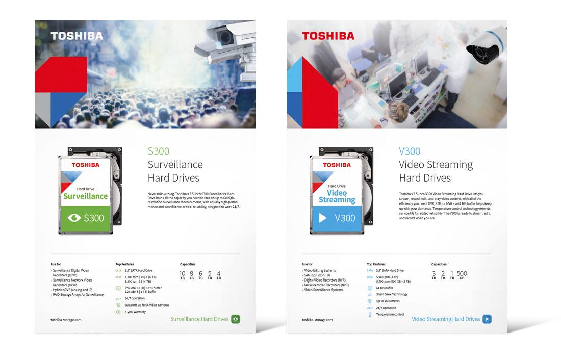 Toshiba | Datasheets