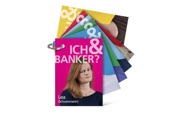 Volksbank Azubi-Kampage | Cards