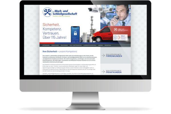 Wach- und Schließgesellschaft Wuppertal   Webseite